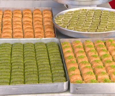 Baklavacılardan fiyatlara protesto: Fıstıklı baklava üretilmeyecek!