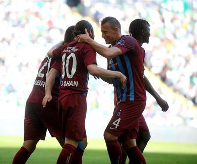 Bursaspor 1-3 Trabzonspor / Maç Özeti