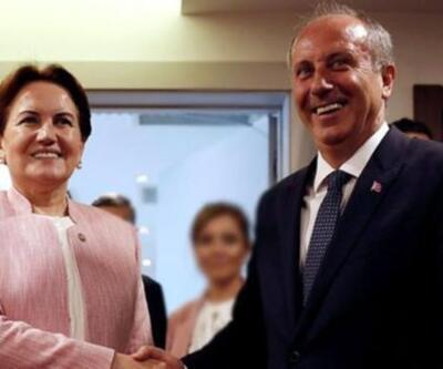 """""""Erdoğan hangisini ister: İnce'yi mi, Akşener'i mi?"""""""