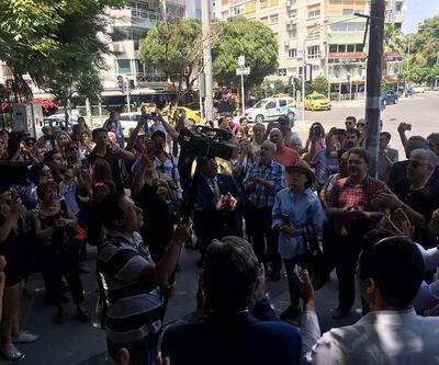 İzmir'de Onuncu Yıl Marşı'na engel olan okul müdürü hakkında inceleme