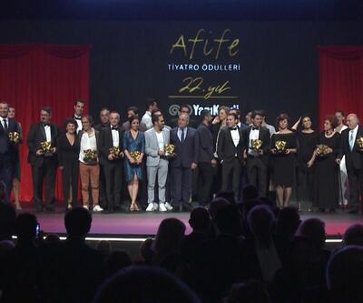 22. Afife Tiyato Ödülleri sahiplerini buldu