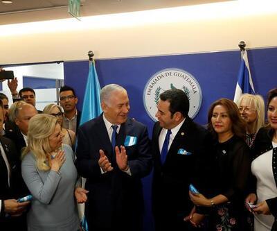ABD'ye tepki yağarken bir ülke daha Kudüs'te elçilik açtı