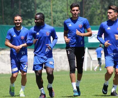 Karabükspor Trabzon'a 7 eksikle gitti