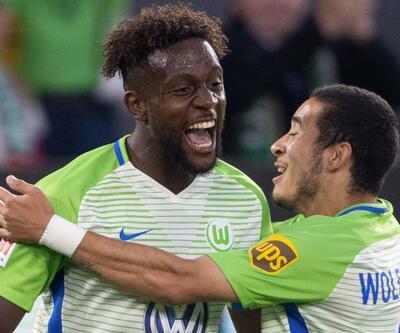 Wolfsburg ilk maçta avantaj sağladı