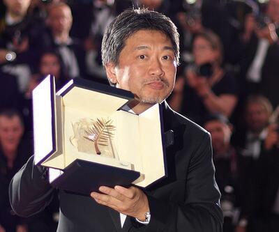 Cannes'da Altın Palmiye Japon yönetmen Kore-eda'ya