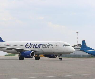 Onur Air uçağı, Rusya'ya acil iniş yaptı