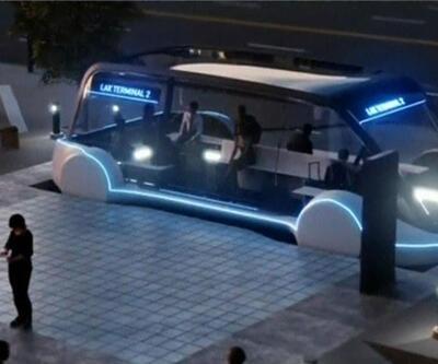 Elon Musk'tan yeni proje: Hyperloop