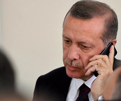 Erdoğan, Filistin Devlet Başkanı Mahmud Abbas ile telefonda görüştü