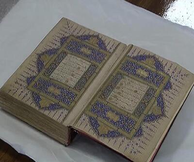 524 yıllık kayıp Kuran-ı Kerim yeniden Topkapı Sarayı'nda