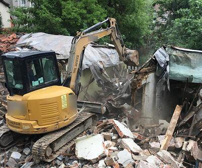 60 bin metruk bina yıkılıyor