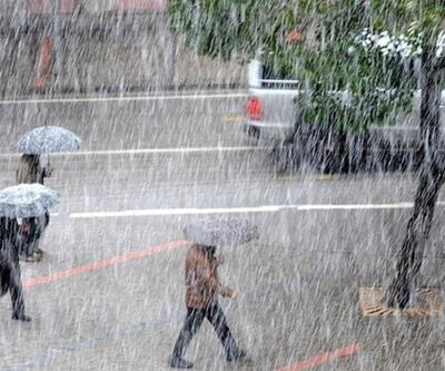 Son dakika... Bolu için kuvvetli yağış uyarısı