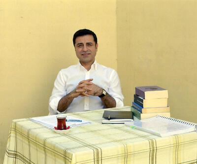 HDP'den Adalet Bakanlığı'na Demirtaş başvurusu