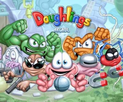 İlk Türk yapımı Switch oyunu Doughlings Arcade