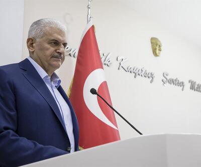Başbakan Yıldırım'dan flaş Menbiç açıklaması
