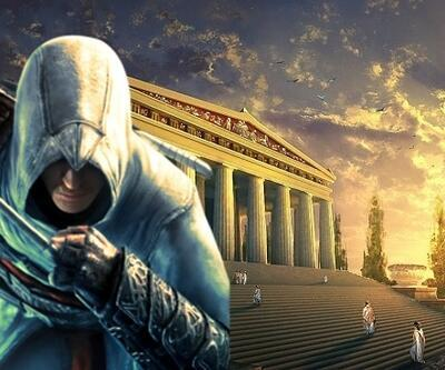 Assassins Creed Odyssey geliyor!