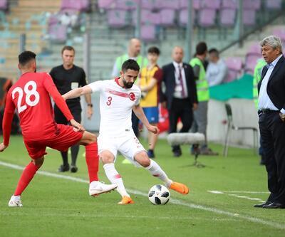 Türkiye 2-2 Tunus / Maç Özeti