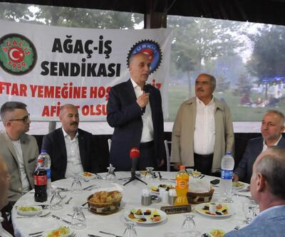 Türk-İş Genel Başkanı'ndan önemli açıklama