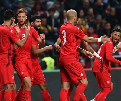 Tunus'un 23 kişilik Dünya Kupası kadrosu