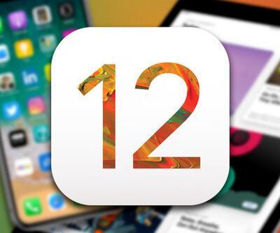 iOS 12 alacak iPhone modelleri netlik kazandı