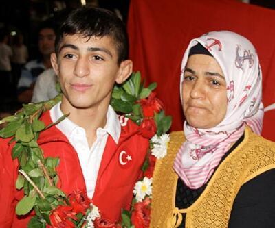 Kerem Kemal altın madalya kazandı