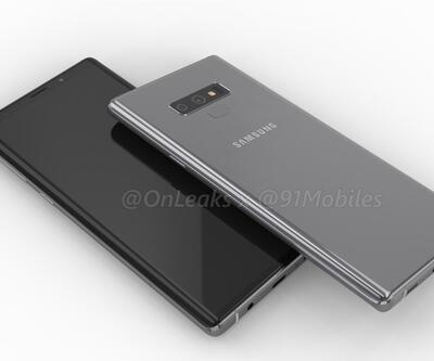 Selefine çok benzeyen Galaxy Note 9