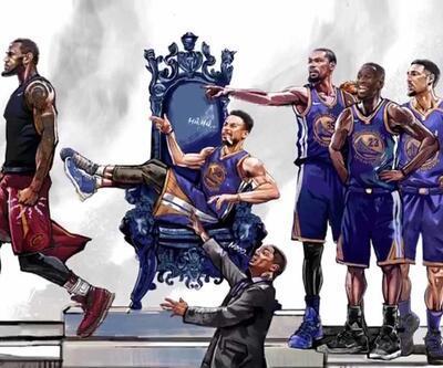 Warriors şampiyon olunca sosyal medyada en çok bunlar paylaşıldı