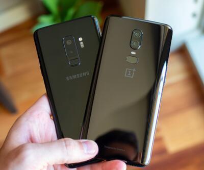 OnePlus 6 vs Galaxy S9+ kamera karşılaştırması