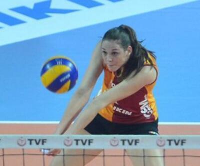 Charlotte Leys yeniden Galatasaray'da