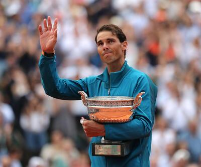 Fransa Açık'ta zafer Rafael Nadal'ın oldu