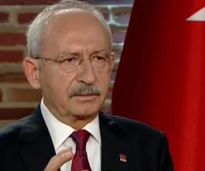 Kılıçdaroğlu canlı yayında soruları yanıtladı