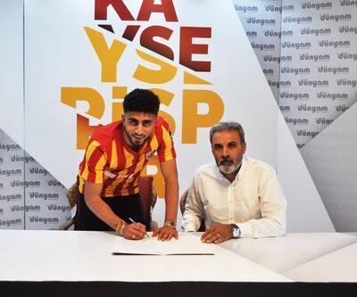 Son dakika Kayserispor Bilal Başacıkoğlu'nu transfer etti