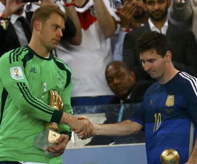 Dünya Kupası'nda Altın Top tarihi