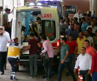 Son dakika... Suruç'ta PKK'lılar AK Partililere saldırdı: 4 kişi hayatını kaybetti, 8 kişi yaralandı