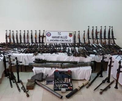 İkiyaka Dağları'nda PKK/KCK'ya büyük darbe