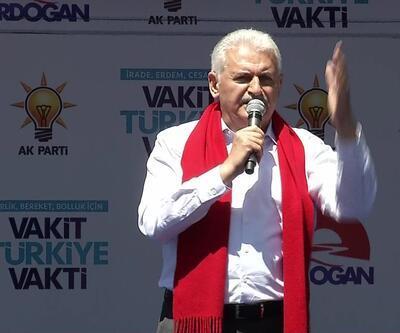 Başbakan'dan Turhal Şeker Fabrikası açıklaması
