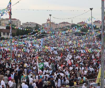 HDP'den Bakırköy'de İstanbul mitingi