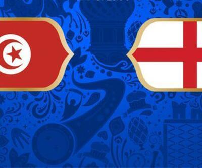 Tunus - İngiltere / Dünya Kupası / Kritik maç
