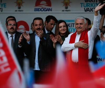 Binali Yıldırım. Cumhur İttifakı Türkiye'nin beka meselesidir