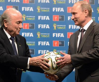 Sepp Blatter, Putin'le bir araya gelecek