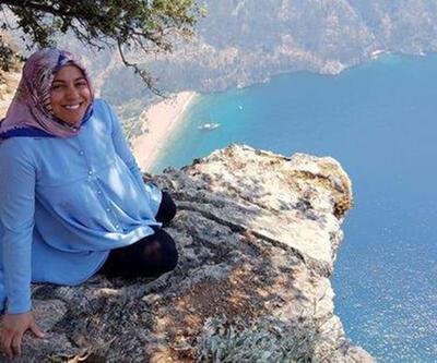 Hamile kadın 300 metrelik uçurumdan düştü