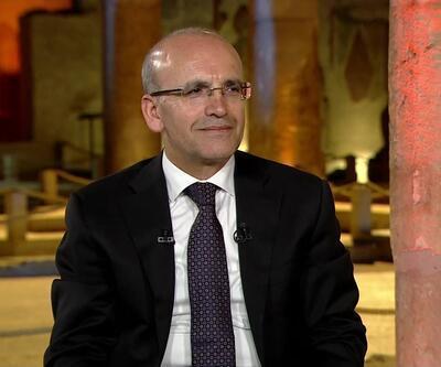 Başbakan Yardımcısı Mehmet Şi̇mşek CNN TÜRK'te soruları yanıtladı