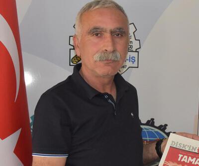 DİSK'in bildirisine 'seçim' yasağı