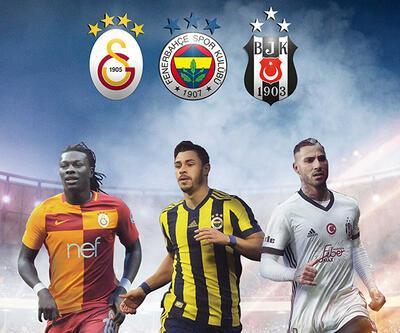 Galatasaray, Fenerbahçe ve Beşiktaş'ın hazırlık maçları D-Smart'ta