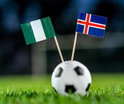 Nijerya - İzlanda / Dünya Kupası / En son 37 yıl önce karşılaştılar
