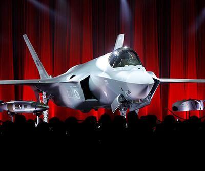 F-35'in parçaları Eskişehir'de üretilecek