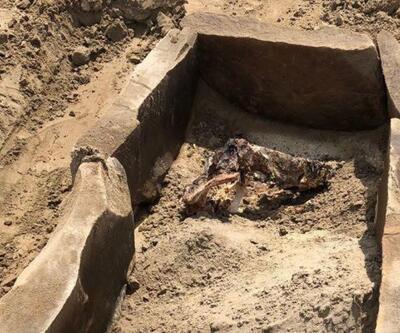 Hun Türklerine ait mumya bulundu