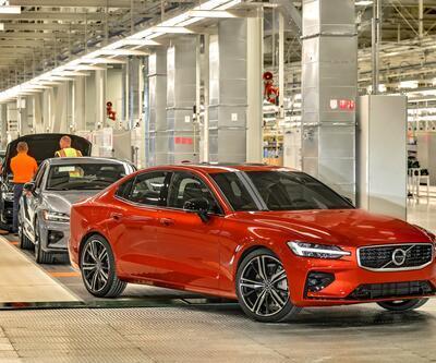 Yeni Volvo S60 2019'da geliyor