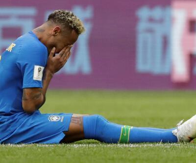 Neymar ağladı, Tite takla attı