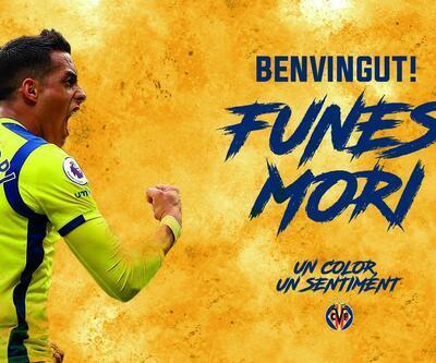 Villarreal, Everton'dan transfer yaptı
