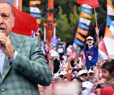 Cumhurbaşkanı Erdoğan: Seçimle ilgili her türlü tedbiri aldık